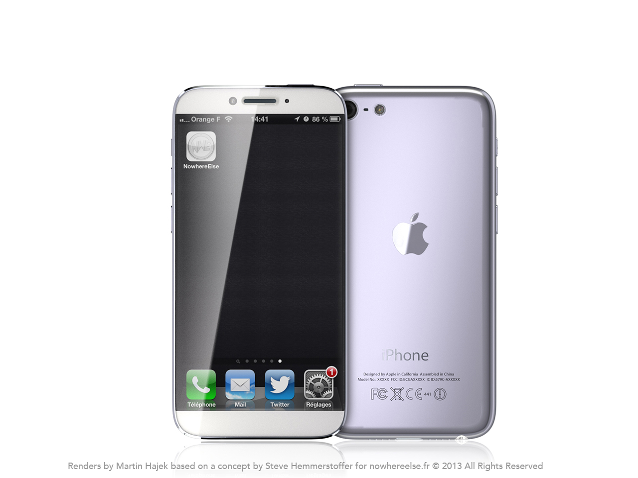 iphone najbardziej trendy