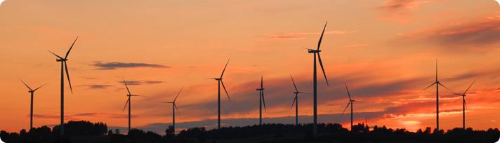 parki wiatrowe RWE