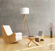 lampa podłogowa sztalugowa