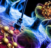 cząsteczki nanometry