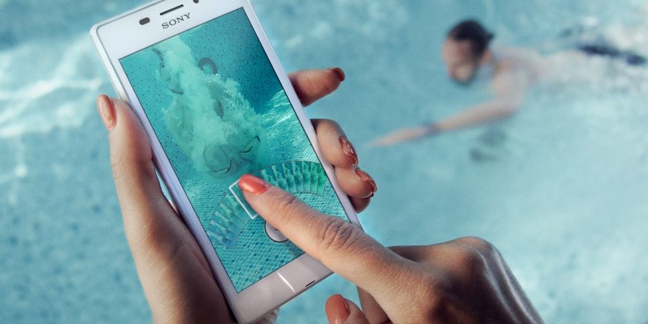 wodoszczelność smartfonu