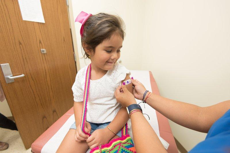 Odporność budujemy także poprzez szczepienia
