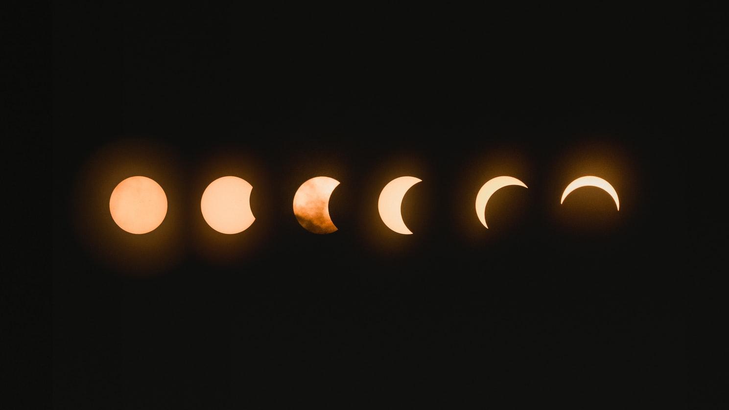 frazy księżyca - prezentacja