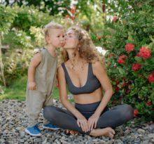 aktywność fizyczna - można uczyć jej dziecka od małego